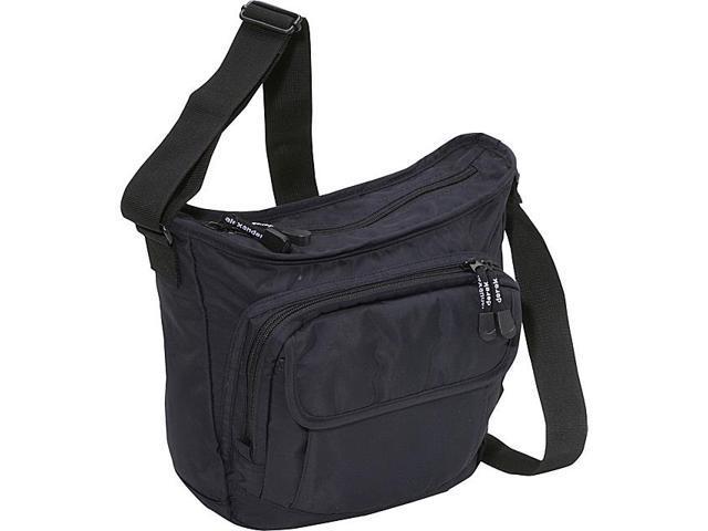 Derek Alexander Top Zip Bucket Bag