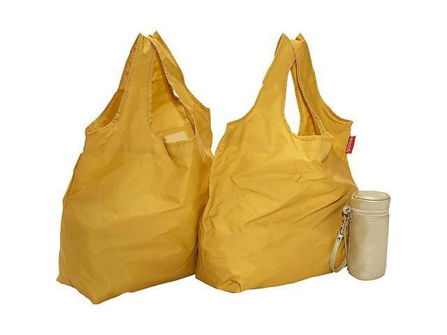 Soapbox Bags GoGo Green Shopping Bag Kit: Metallic