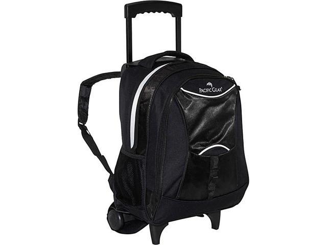 U.S. Traveler Lightweight Rolling School Backpack