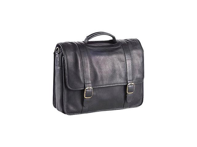 Clava Porthole Flap Briefcase