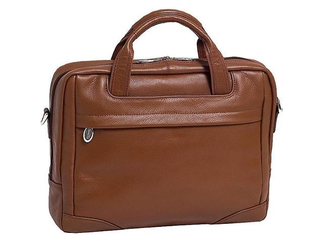 McKlein USA Montclare Leather 13.3in. Laptop Brief