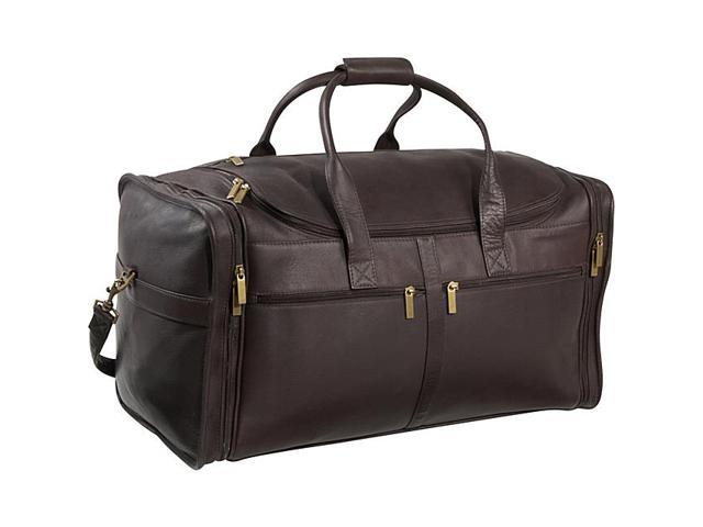 Le Donne Leather Classic Cabin Duffel