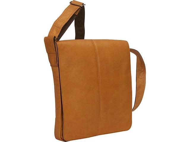 David King & Co. Small Vertical Messenger Bag