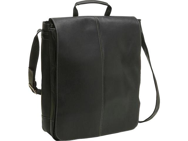 Le Donne Leather 17in. Computer Messenger