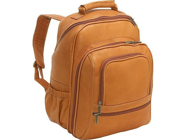 Le Donne Leather Computer Back Pack