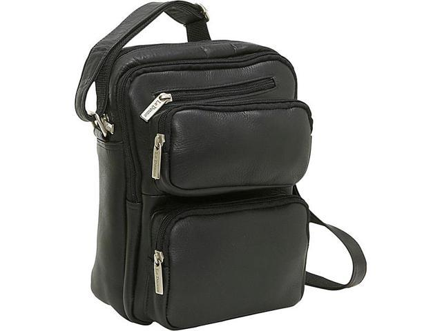 Le Donne Leather Multi Pocket Mens Bag