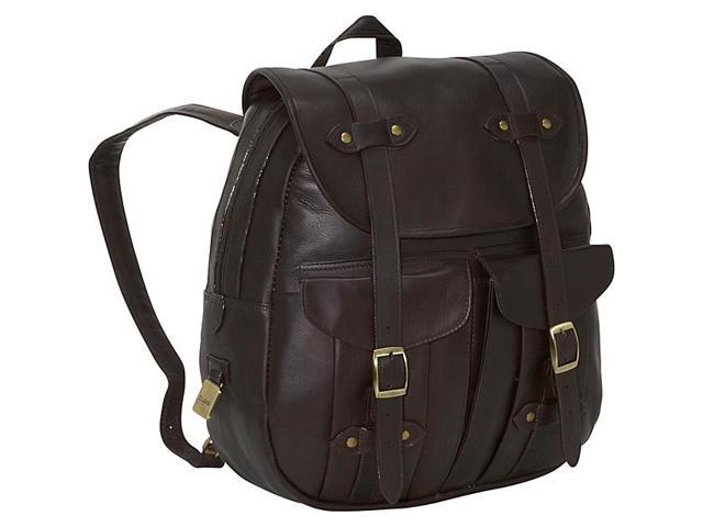 Clava Leather Rucksack Backpack