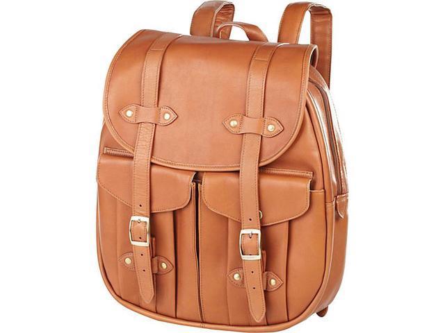 Clava Leather Rucksack Backpack