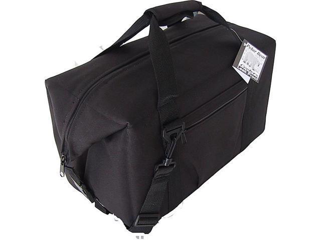 Polar Bear Coolers 24 Pack Soft Side Cooler - Black