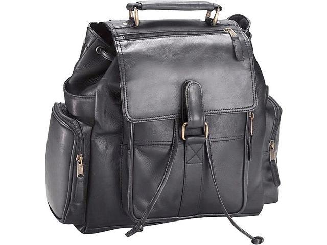 Clava Vachetta Leather Urban Survival Backpack