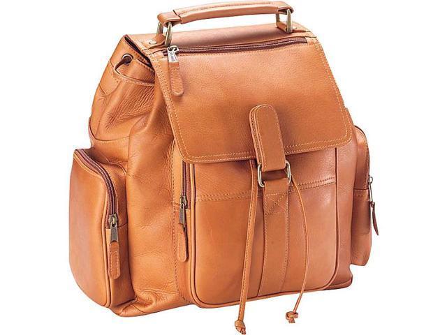 Clava Vachetta Leather Urban Survival Backpack