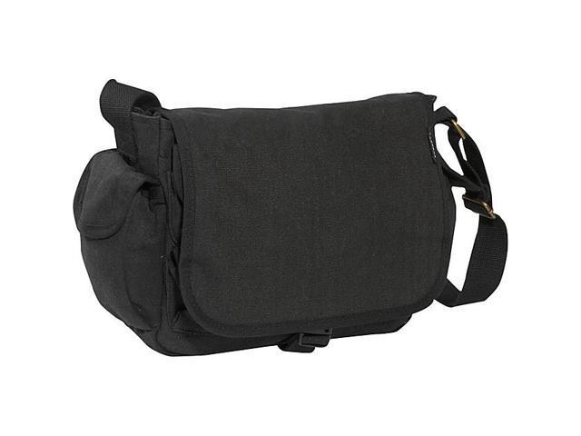 Everest Cotton Canvas Messenger Bag