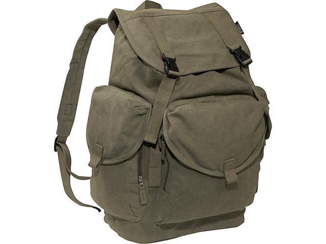 Everest Large Cotton Canvas Backpack