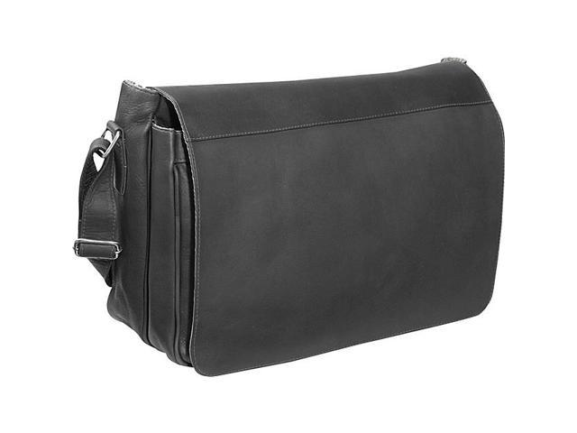 Piel Traditional Flap Brief Messenger