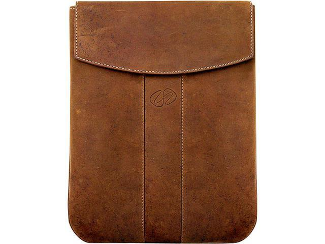 MacCase Premium Leather Vertical Sleeve for iPad