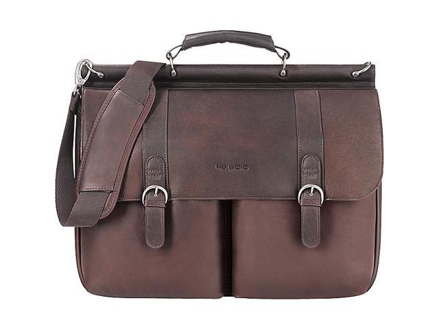 Executive Leather Briefcase 16