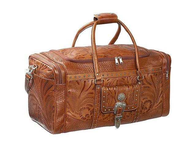 American West Retro Romance Zip Around Rodeo bag