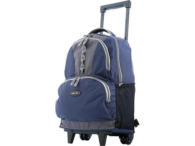 Olympia Rolling Backpack 18in.