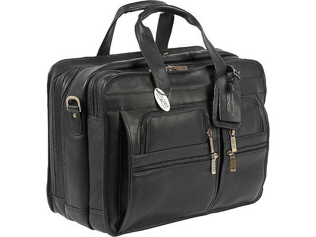 ClaireChase Jumbo Executive Laptop Briefcase