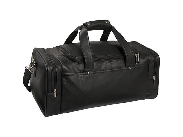 Royce Leather Sports Bag / Leather Duffel