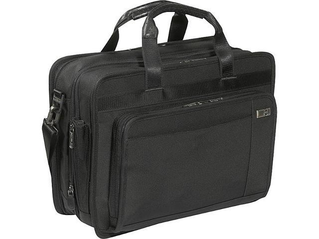 Victorinox Architecture 3.0 Parliament 15in. Expandable Overnight Brief w/ Removable Laptop Sleeve