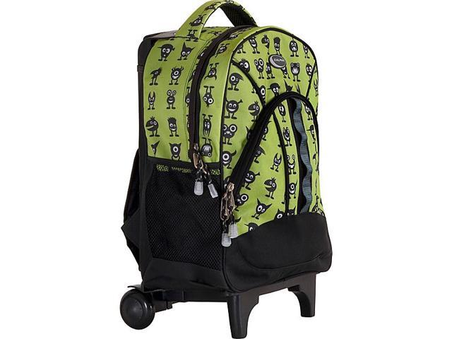 CalPak Grand Stand Rolling Backpack