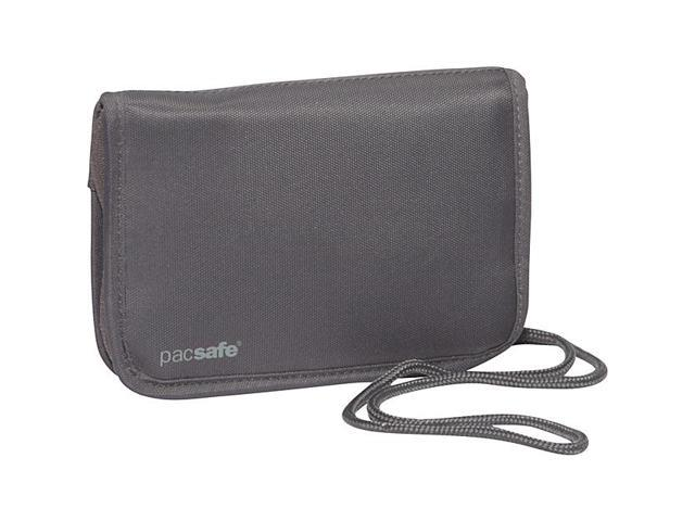Pacsafe RFID-tec 175 RFID-Blocking Zippered Compact Organizer
