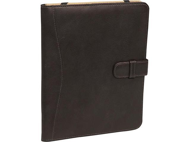 Piel Full Grain Leather iPad Case with Tab Closure