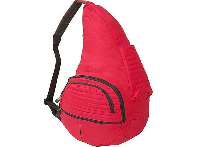 AmeriBag Healthy Back Baby Bag in Distressed Nylon