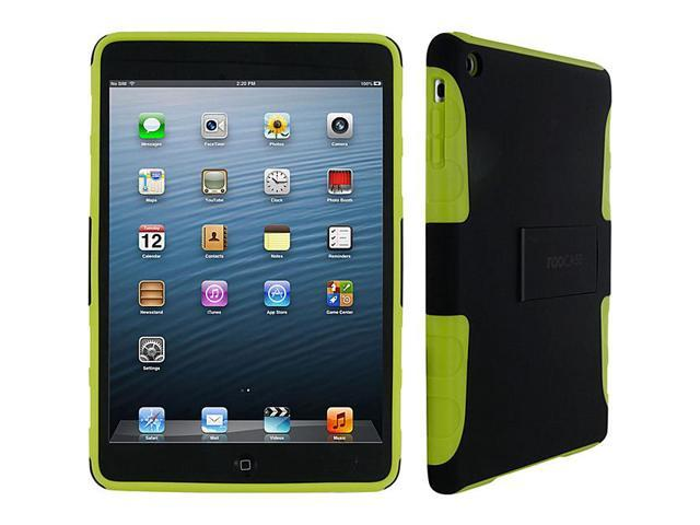 rooCASE Extreme Hybrid TPU Shell Case for iPad Mini
