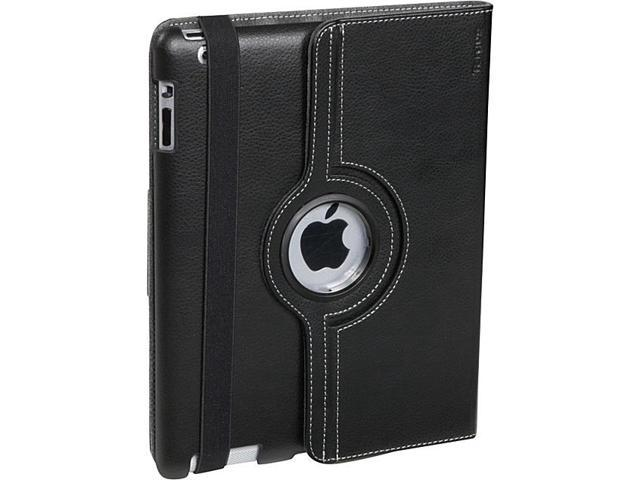 Versavu Case/Stand For iPad 3rd Gen/4th Gen Black