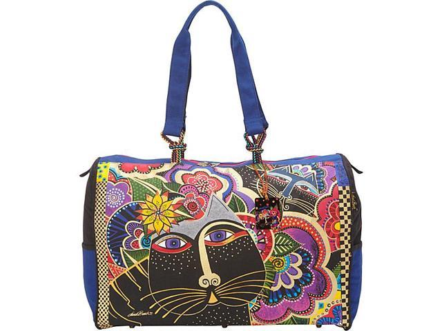 Laurel Burch Carlotta's Cats Oversized Tote