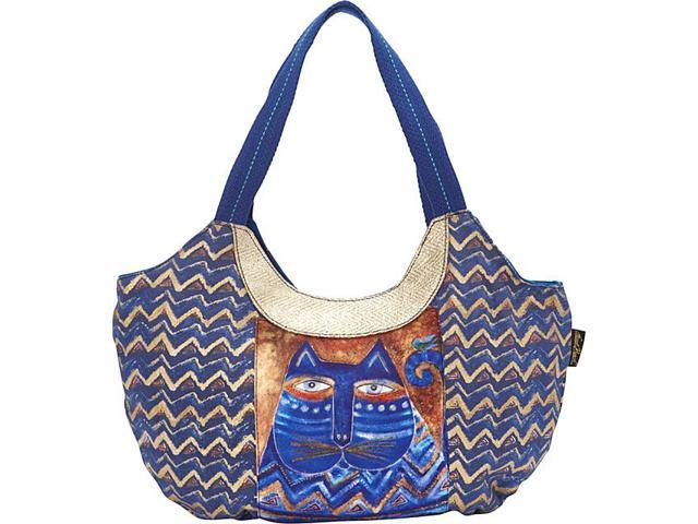 Laurel Burch Azul Tote