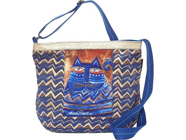Laurel Burch Azul Crossbody
