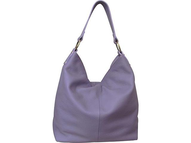AmeriLeather Cynthia Leather Hobo