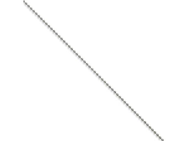 Chisel Stainless Steel 3mm Ball Chain 22 inches