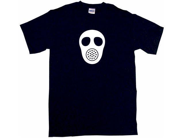 Gas Mask Logo Men's Short Sleeve Shirt