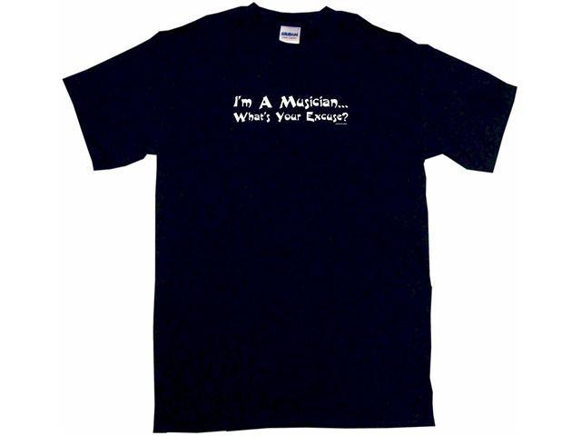 I'm A Musician What's Your Excuse? Men's Short Sleeve Shirt