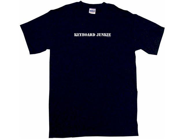 Keyboard Junkie Men's Short Sleeve Shirt