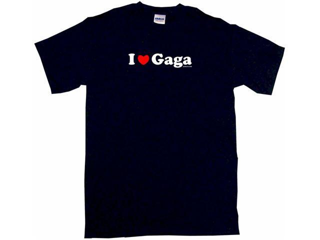 I Heart (Love) Gaga Kids T Shirt