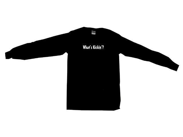 What's Kickin'? Men's Sweat Shirt