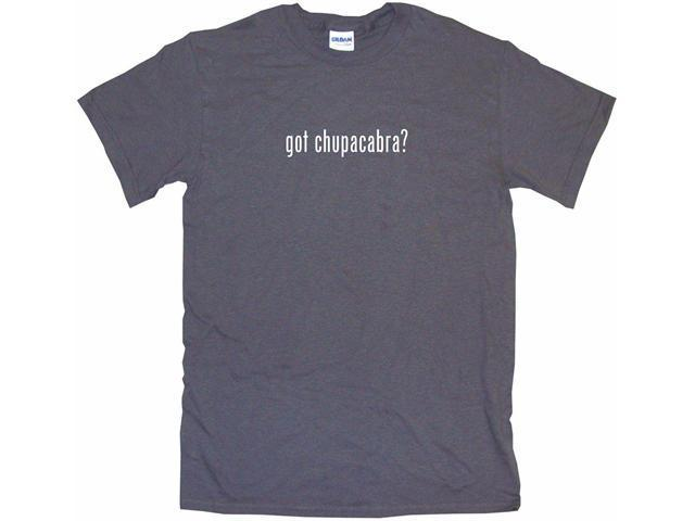 got chupacabra? Men's Short Sleeve Shirt