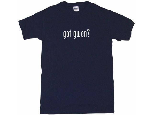 got gwen? Men's Short Sleeve Shirt