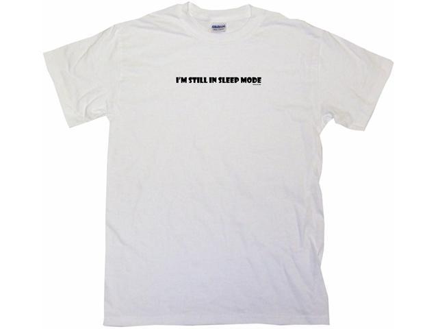 I'm Still In Sleep Mode Men's Short Sleeve Shirt