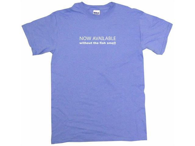 Now Available Without The Fish Smell Men's Short Sleeve Shirt