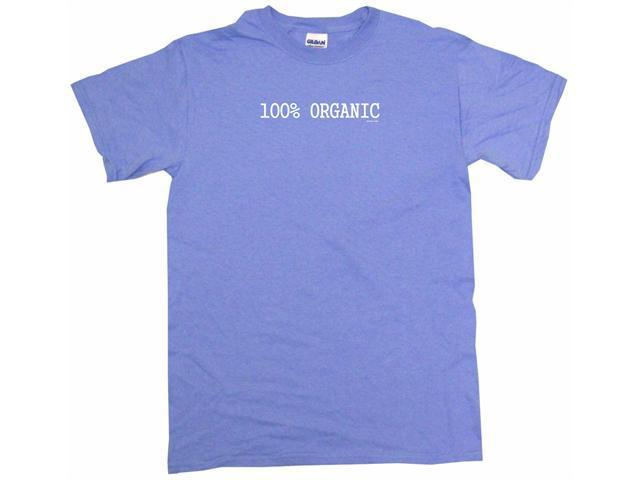100% Organic Men's Short Sleeve Shirt