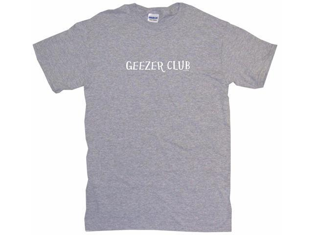 Geezer Club Men's Short Sleeve Shirt