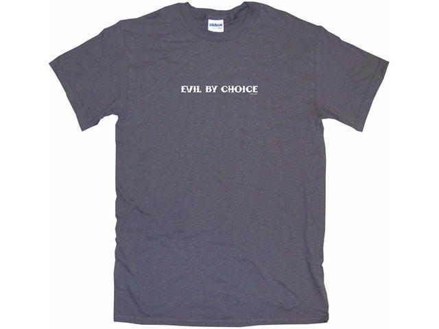 Evil By Choice Men's Short Sleeve Shirt