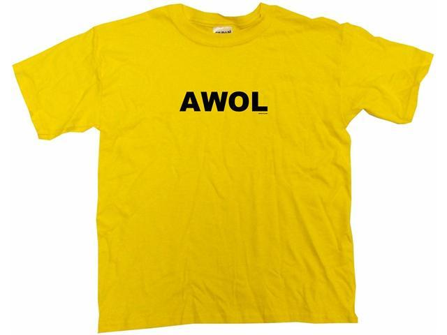 AWOL Kids T Shirt