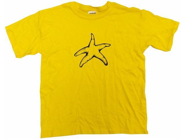 Starfish Logo Kids T Shirt
